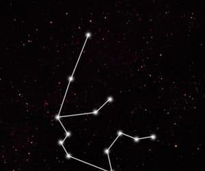 stars, aquarius, and zodiac image