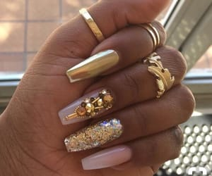 nails, classy, and claws image