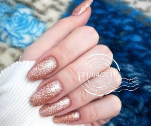 gel, nails, and new image