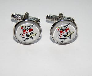 alice in wonderland, etsy, and white rabbit image