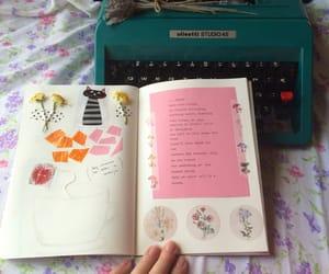 art, goals, and journal ideas image