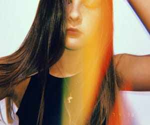 colours, hair, and negro image
