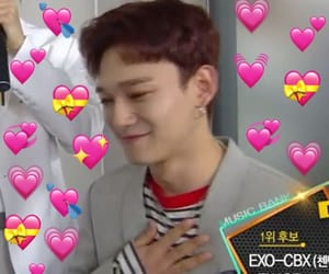 Chen, soft meme, and exo image