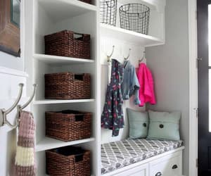 storage, inspiration, and inspiring interiors image