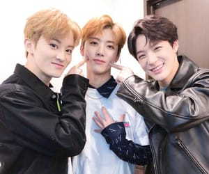 nct, jaemin, and jeno image