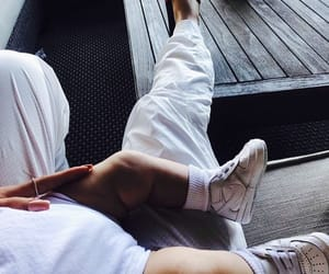 kylie jenner, baby, and nike image