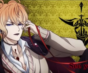 anime, diabolik lovers, and shuu sakamaki image