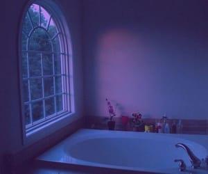 window, alternative, and purple image