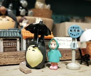 anime, My Neighbor Totoro, and japan image