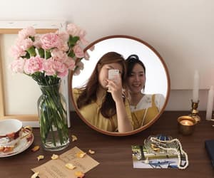 aesthetic, asian, and flowers image