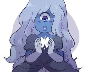 sapphire and steven universe image