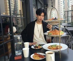 aesthetic, food, and kfashion image