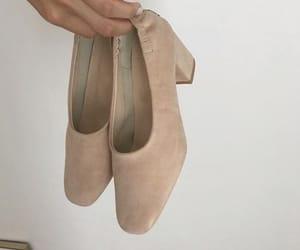 minimalism, shoes, and fashion image
