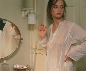 eva green, the dreamers, and vintage image