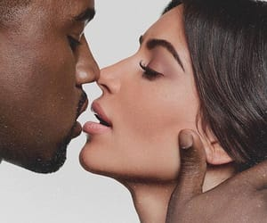 Dream, kimye, and kanye west image