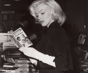 Marilyn Monroe, vintage, and woman image