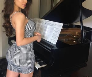 dress, fashion, and nice image