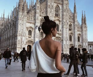 fashion, milan, and photo image