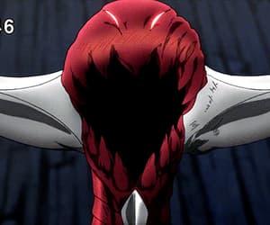 anime, gif, and galan image