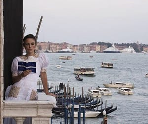 venice, travel, and keira knightley image