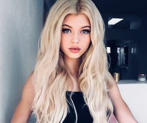 girl, loren gray, and fashion image