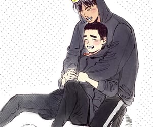 fanart, kai, and d.o image
