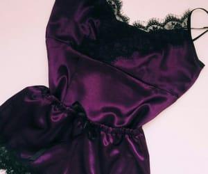 beauty, pijama, and negro image