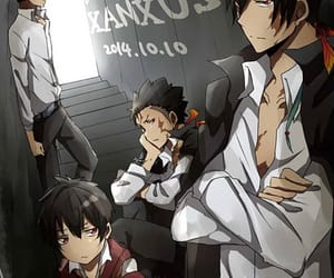 varia, khr, and xanxus image