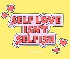 article and selflove image