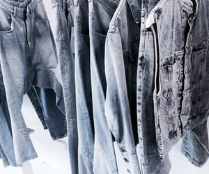 jeans, denim, and fashion image