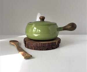 danish modern, etsy, and cooking pan image