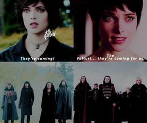 alice cullen, ashley greene, and breaking dawn part two image