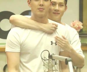 cute, monsta x, and jooheon image
