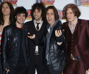 albert hammond jr, boys, and julian image
