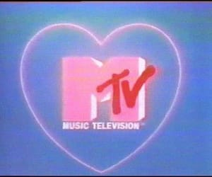 gif, mtv, and music image