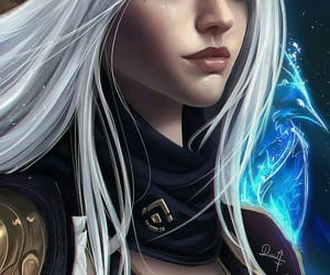 ashe, lol, and league of legends image