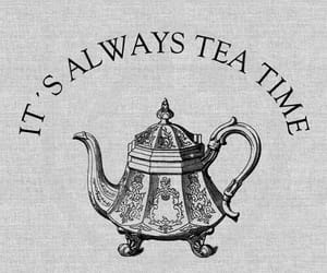 tea, time, and tea time image