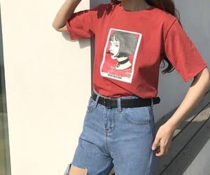 fashion, style, and k fashion image