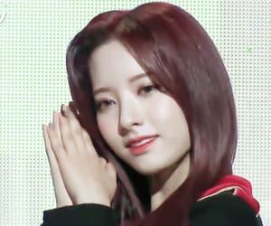 보나, cosmic girls kim jiyeon, and gif image