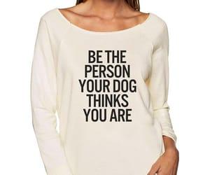 be, dog, and fashion image