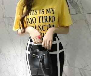 asian, kfashion, and clothes image