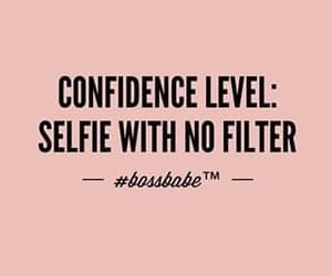 quotes and boss babe image