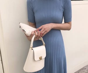 dress, inspo, and look image