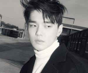 dean, korean, and kpop image