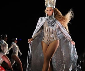 beyoncé, coachella, and Queen image