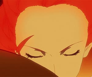 anime, anime girl, and magic image