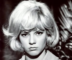 60s, blonde, and cute image