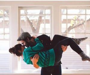 always, couple, and dance image