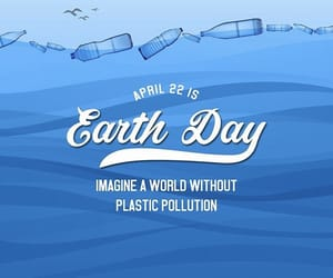earthday, endplasticpollution, and earthday2018 image