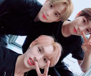 winwin, jungwoo, and renjun image